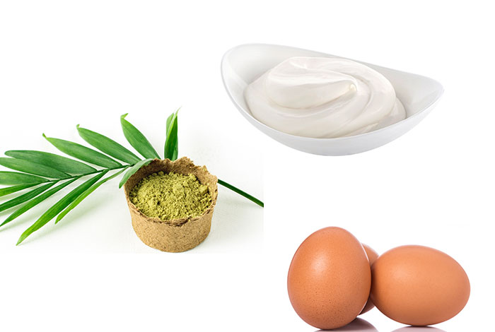 Henna-curd-and-egg-hair-pack